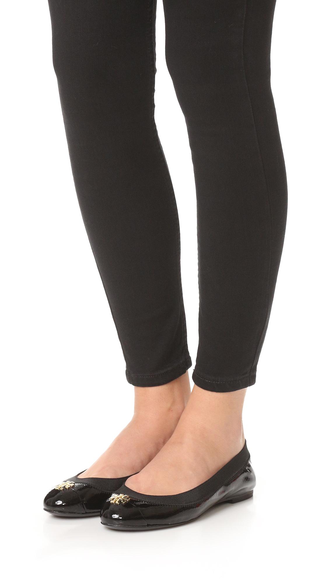 210a9f9563499c Tory Burch Jolie Ballet Flats