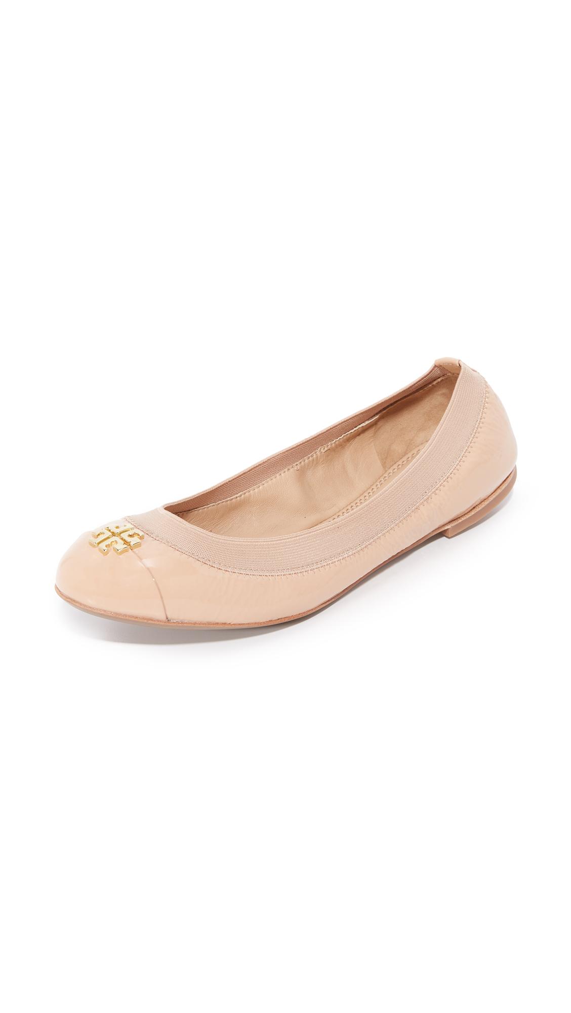 ed6cd64597c44 Tory Burch Jolie Ballet Flats