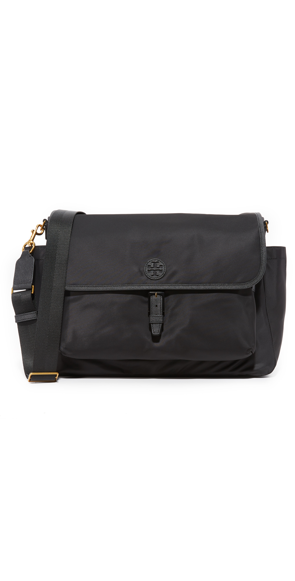 Scout Nylon Messenger Baby Bag Tory Burch