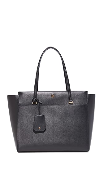 Tory Burch Parker Tote - Black