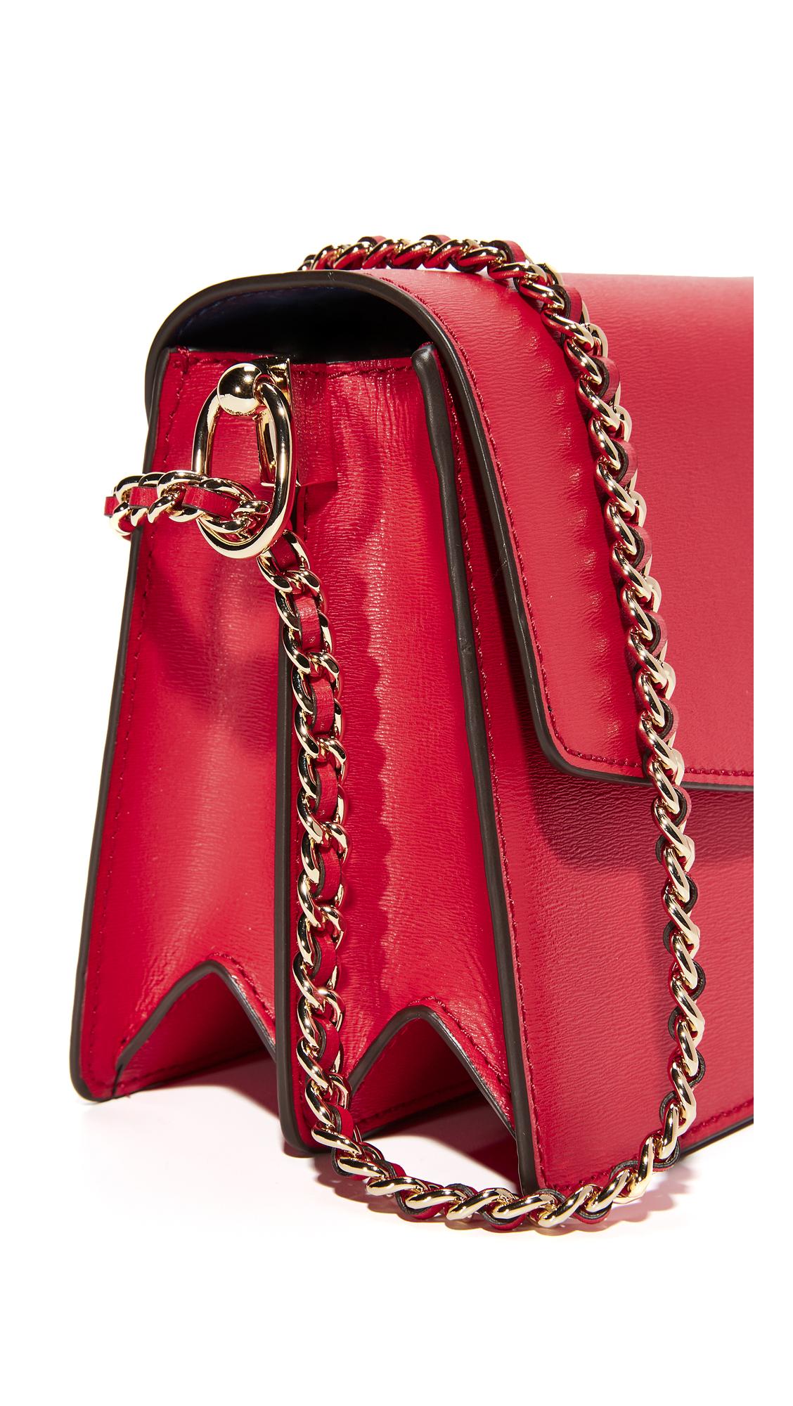 7168955711be Tory Burch Parker Convertible Shoulder Bag