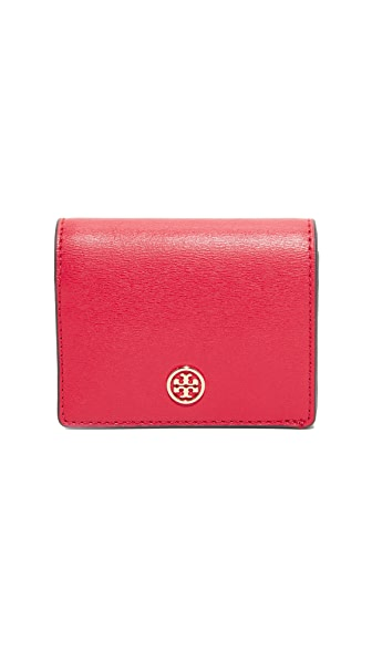 Tory Burch Parker Foldable Mini Wallet