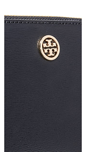 Tory Burch Parker Zip Continental Wallet