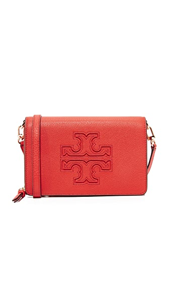 Tory Burch Harper Flat Cross Body Bag