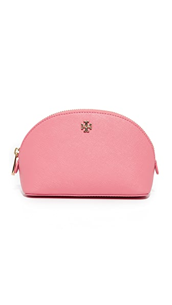 Tory Burch Robinson Small Makeup Bag