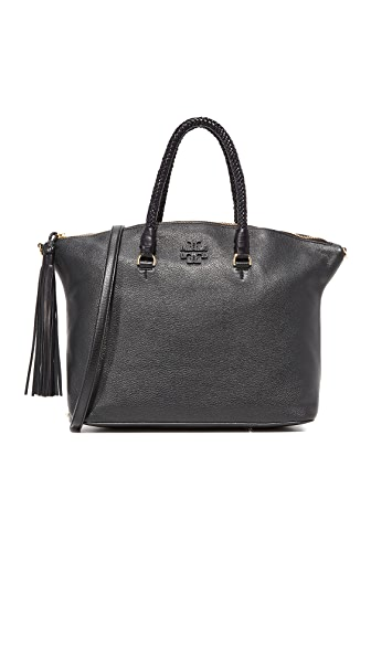 Tory Burch Taylor Satchel - Black