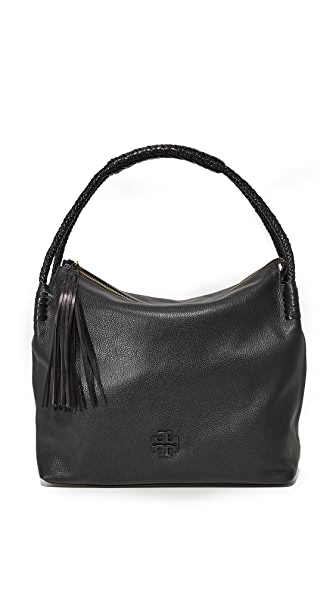 Tory Burch Taylor Hobo Bag - Black