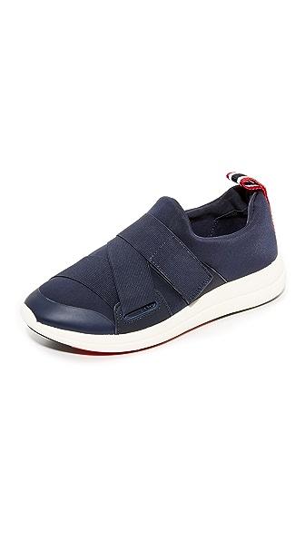 Tory Burch Tory Sport Neoprene Jogger Sneakers - Tory Navy/Multi