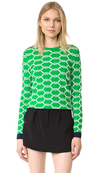 Tory Burch Hitch Sweater