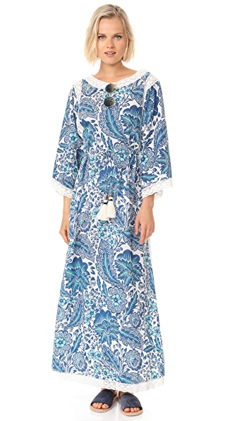 Tory Burch Hilary Caftan Dress