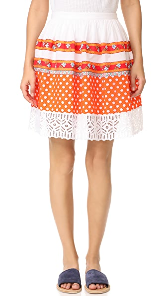 Tory Burch Austen Skirt