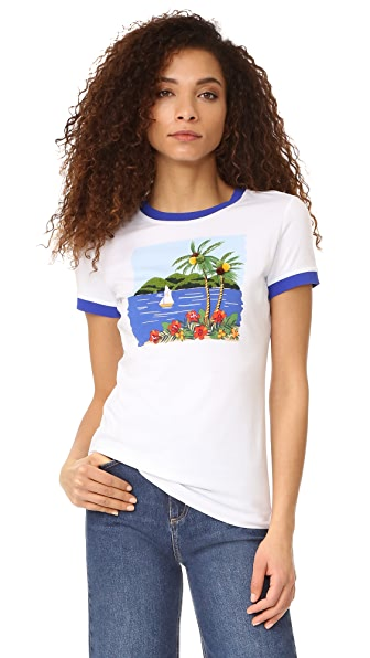 Tory Burch Sandy T-Shirt