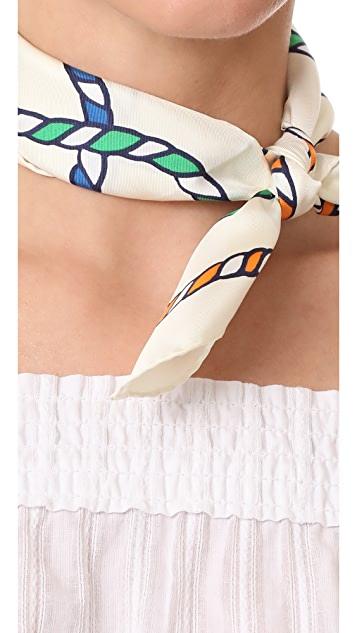 Tory Burch Rope Scarf