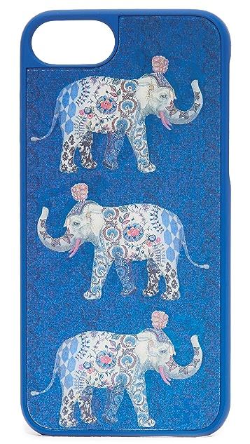 Tory Burch Hologram Elephant Hardshell iPhone 7 / 8 Case