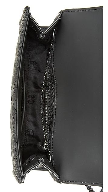 Tory Burch Fleming Matte Small Shoulder Bag