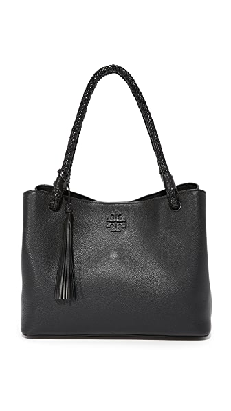 Tory Burch Taylor Tote - Black