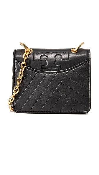 Tory Burch Alexa Mini Shoulder Bag - Black