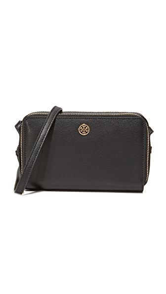 Tory Burch Parker Double Zip Mini Bag
