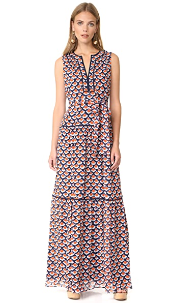 Tory Burch Renata Maxi Dress online sales