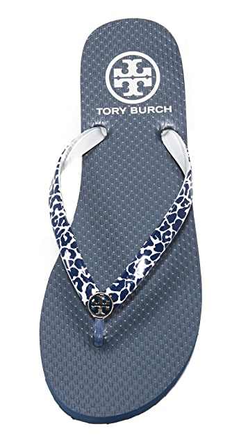 Tory Burch Thin Flip Flops