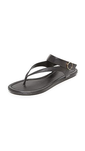 Tory Burch Minnie Travel Sandals