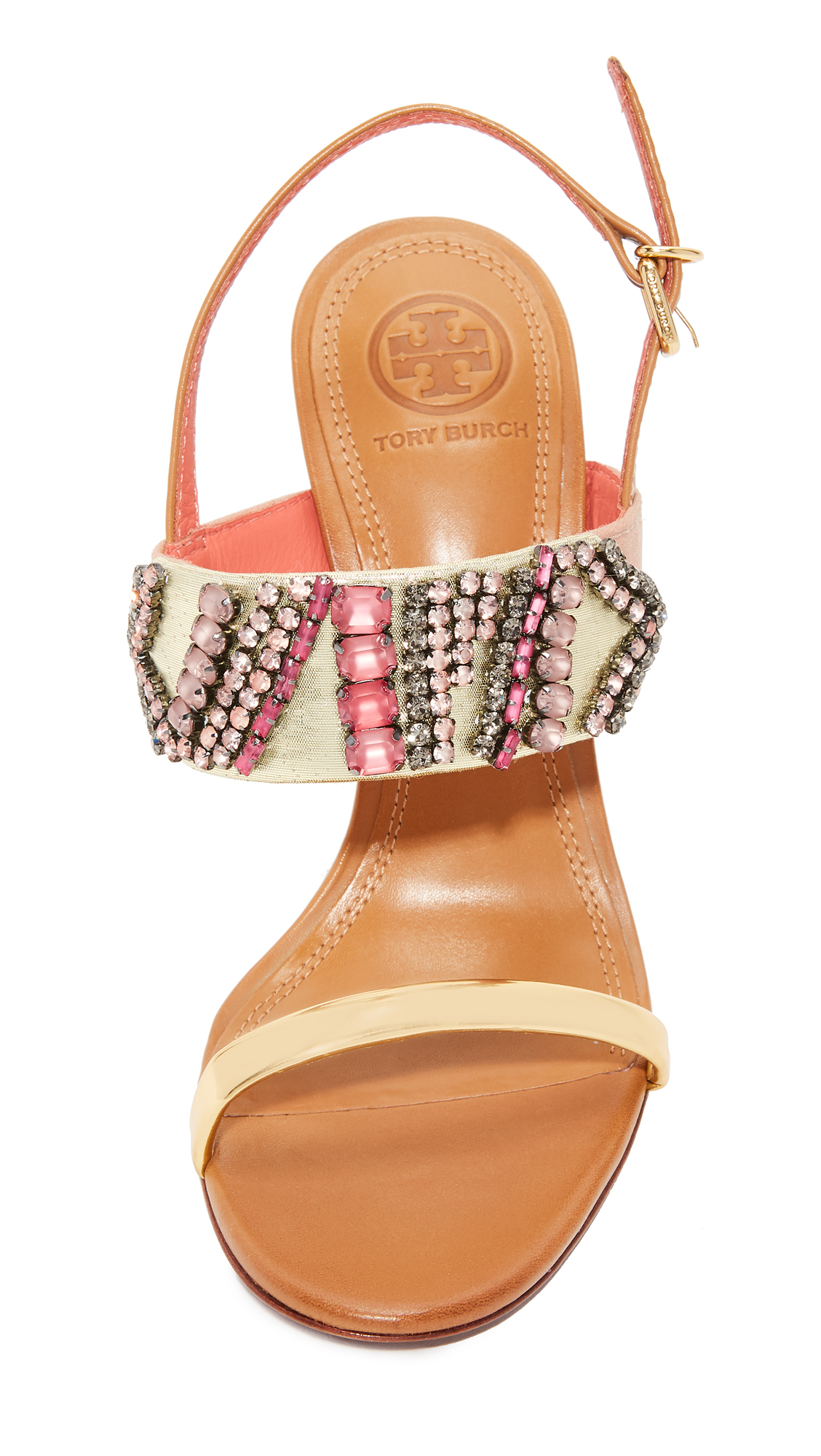 f55e2afe6 Tory Burch Tanner 100mm Sandals