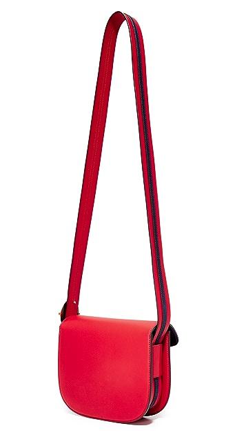 Tory Burch Modern Buckle Cross Body Bag