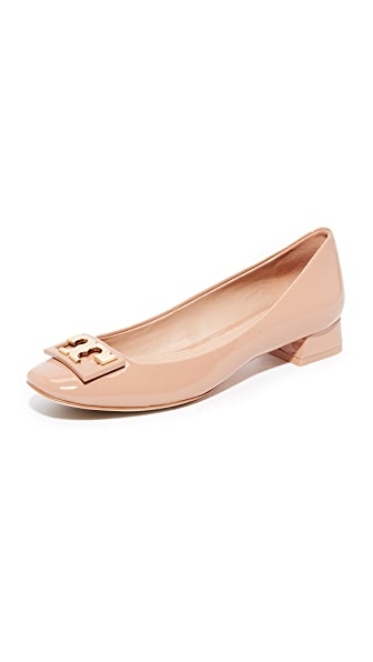 Tory Burch Gigi Pumps - Tory Beige