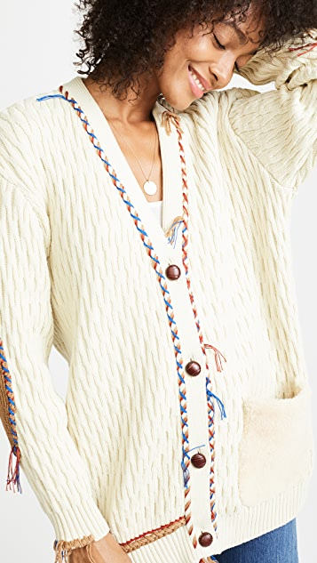 Tory Burch Quincy Cardigan