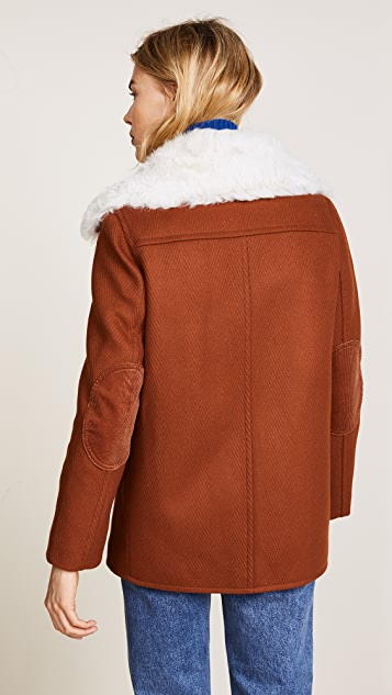 Tory Burch Lancaster Coat
