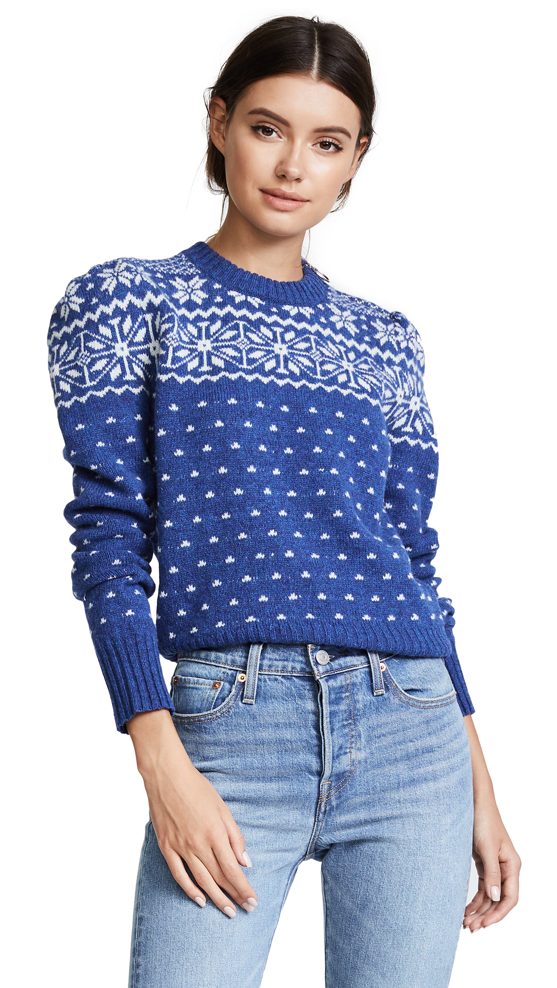Tory Burch Elyse Pullover