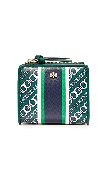 Tory Burch Gemini Link Mini Wallet