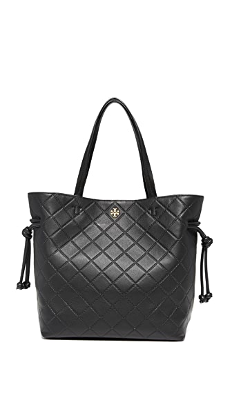 Tory Burch Georgia Tote - Black