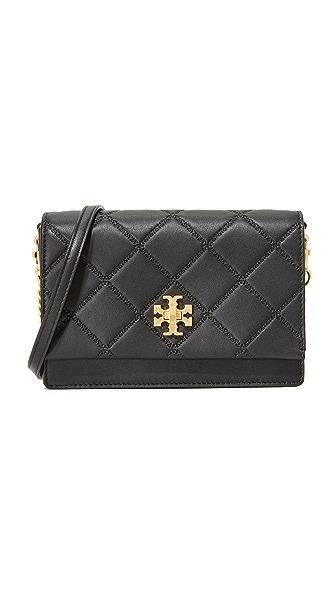 Tory Burch Georgia Mini Bag - Black