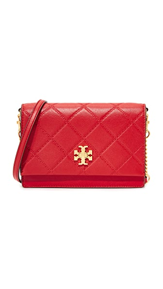 Tory Burch Georgia Mini Bag - Liberty Red