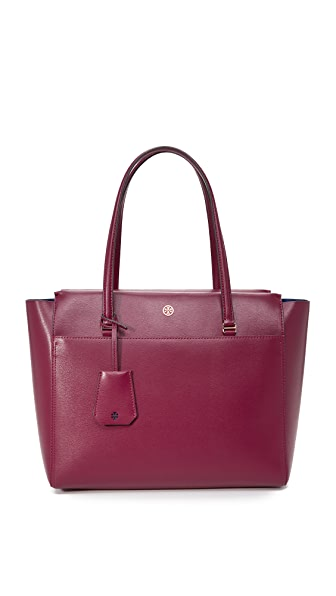 Tory Burch Parker Tote - Imperial Garnet