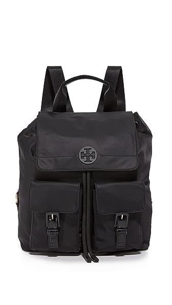 Tory Burch Quinn Backpack - Black
