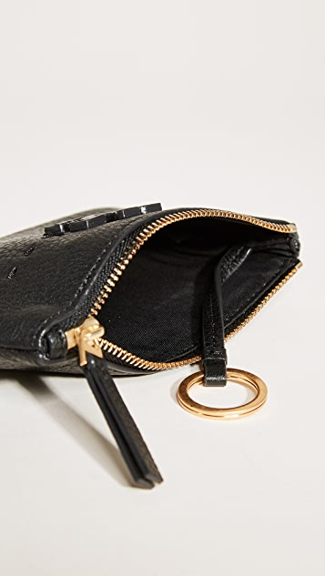 Tory Burch Mcgraw Card Pouch