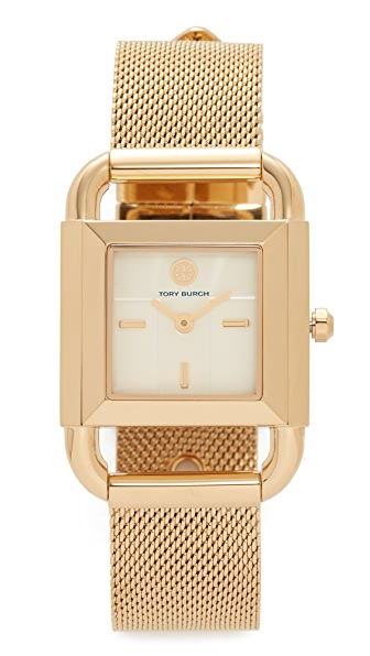 Tory Burch The Phipps Watch - Gold/Ivory