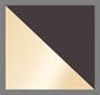 Gold/Ivory/Black