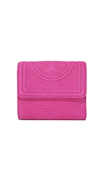 Tory Burch Flemining Mini Wallet