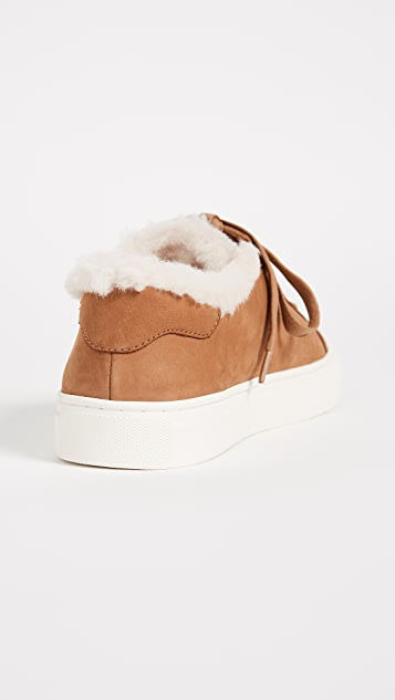 Tory Burch Lawrence Low Top Sneakers