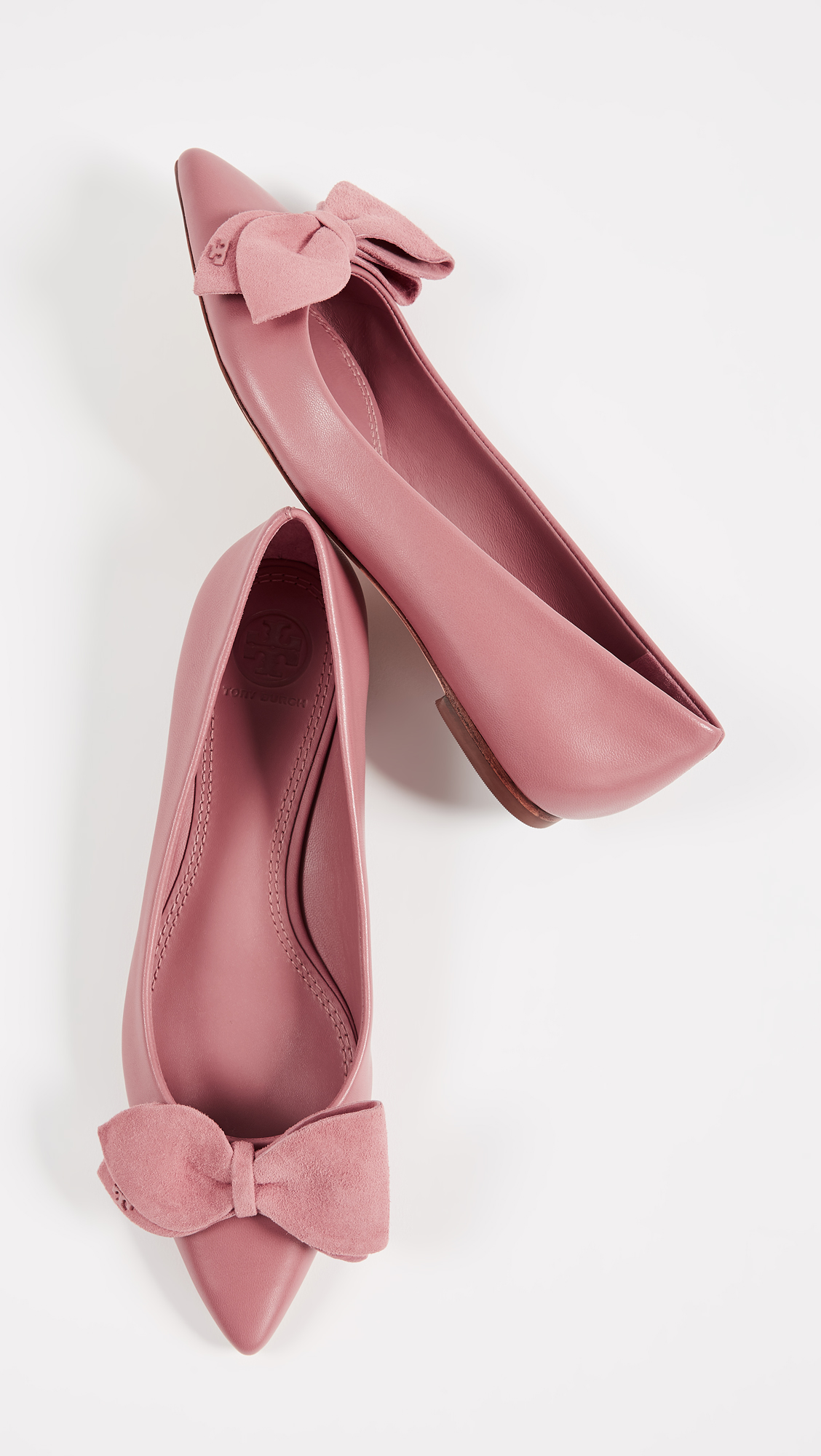 d970041ff316 Tory Burch Rosalind Ballet Flats