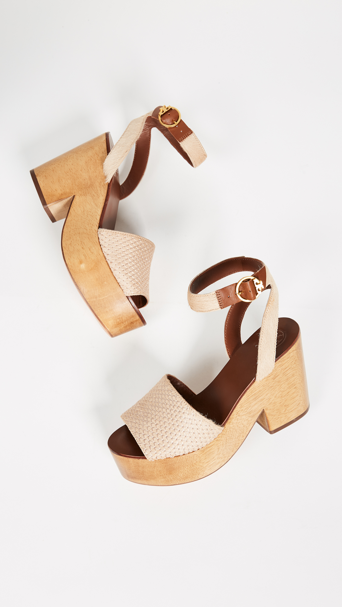 851c7346159 Tory Burch Camilla 100mm Sandals