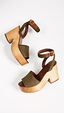 Tory Burch. Camilla 100mm Sandals
