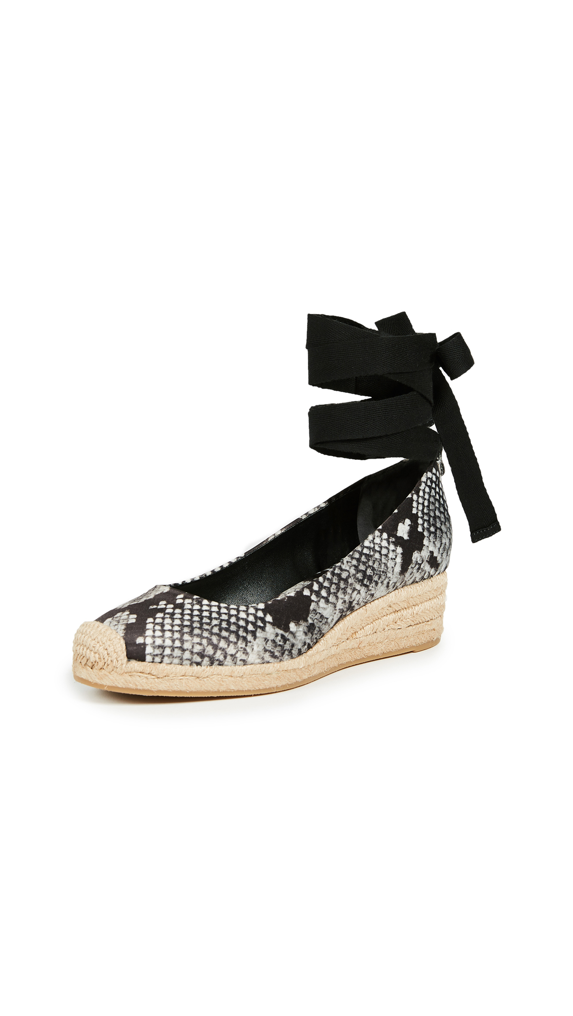 Tory Burch Heather 40mm Wedge Espadrilles - Roccia