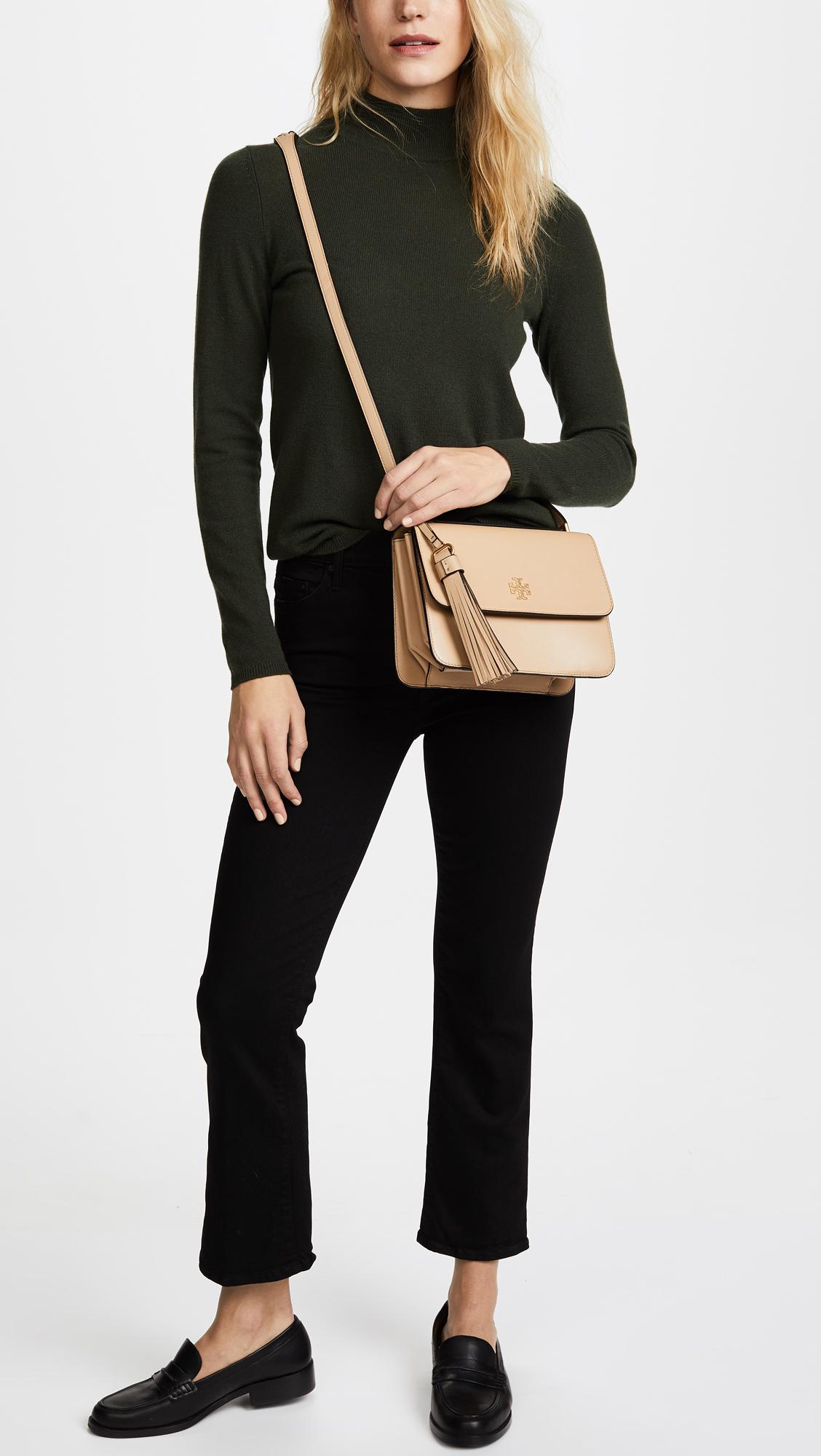 dbf73cf5e1a18 Tory Burch Brooke Shoulder Bag
