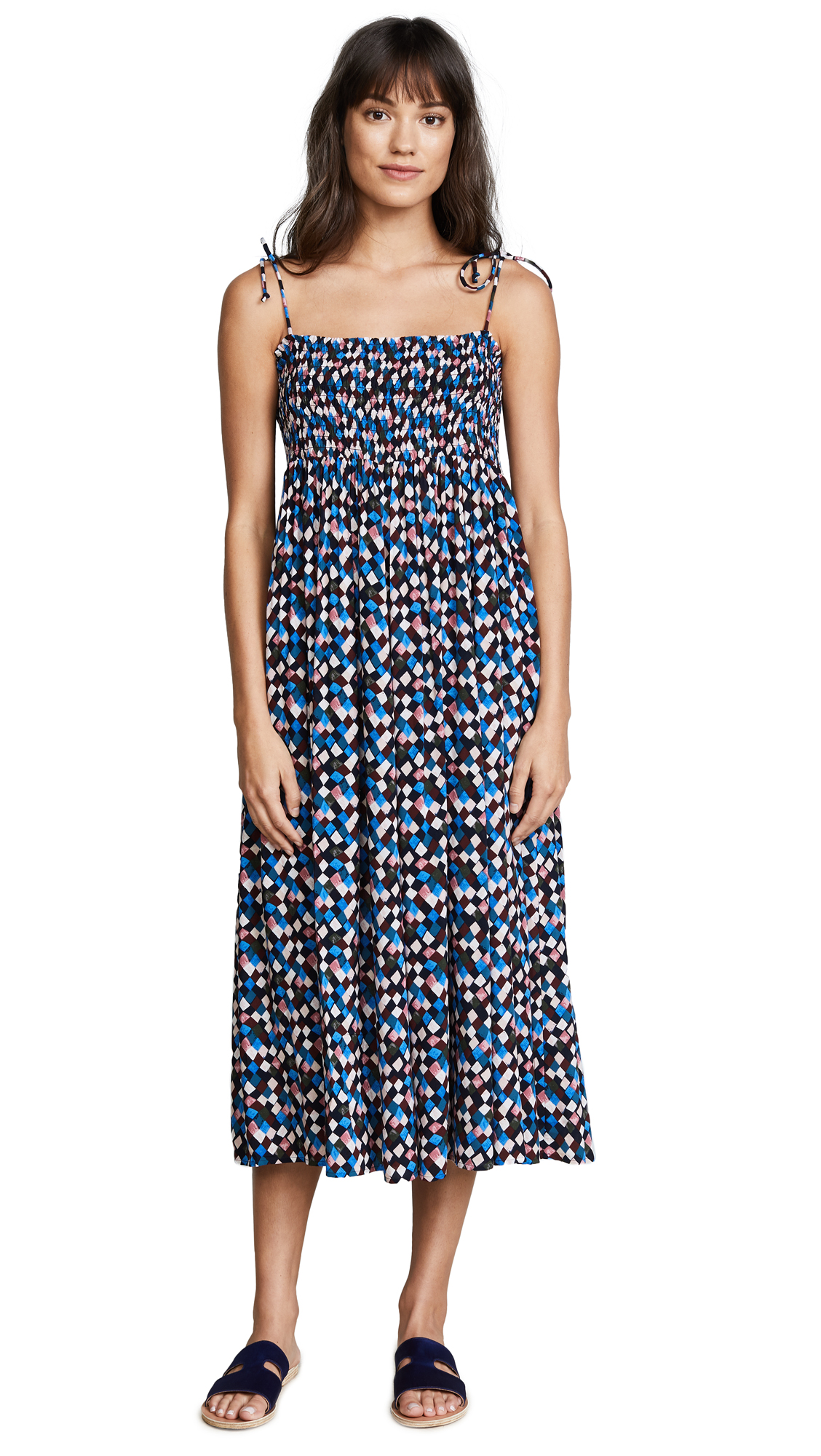 Tory Burch Prism Convertible Beach Dress