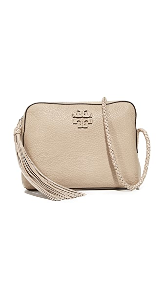 Tory Burch Taylor Camera Bag - Soft Clay