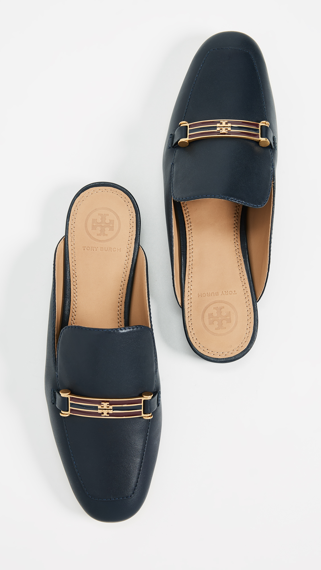 02d9f8244 Tory Burch Amelia Backless Loafers